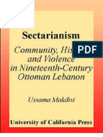 Makdisi, Ussama_The Culture of Sectarianism