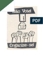 Nao Vote Organize-Se