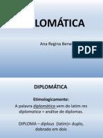 Aulas Diplomática