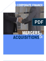 Merger&Acquisitions a Theoretic Review