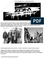 Entrevista a Zumo de Macho