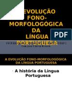 METAPLASMOS DA LÍNGUA PORTUGUESA