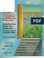 Protecting Your Family From Earthquakes