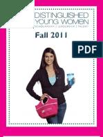 Fall 2011 Merchandise Catalog