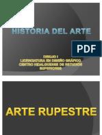 presentacion arte rupestre