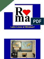Windsor Latin 2011