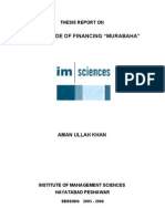 Islamic Mode Financing