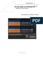 Restauración de audio con iZotope RX 2 (Español)
