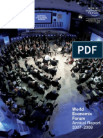 World Economic Forum - Annual Report 2007/2008