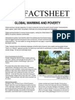 Factsheet on Poverty
