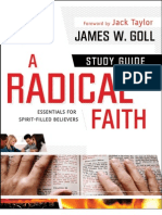 A Radical Faith Study Guide