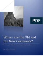 Lesson 02 Where Are the Old and the New Covenants (DASV)