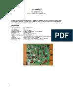 MMR40 Assembly Manual REV B.1