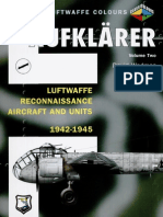 Aufklarer Vol. 2 - Luftwaffe Reconnaissance Aircraft and Units 1942-1945