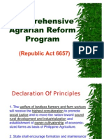 Comprehensive Agrarian Reform Program
