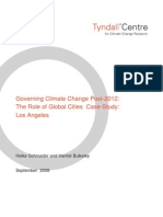 Governing Climate Change Post-2012