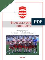 2009-10, Bilan CA rectifié +filigrane