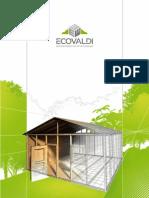 Casas Prefabricadas en El Salvador de materiales reciclados y ecológicos