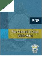 Plan Nacional de Salud 2010-2014 - Honduras