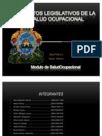 Salud Ocupacional - Legislacion Galenos