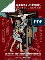 Bajar de La Cruz a los Pobres. Cristologia de la Liberación
