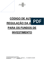 Cod Auto Regulacao Anbid Fundos Investimento