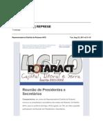 11-[ Rotaract 4670 ] REPRESE