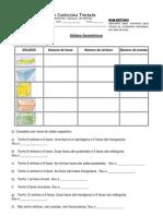 Exercicios de Revisao Solidos Geometricos 5c2aa Serie1