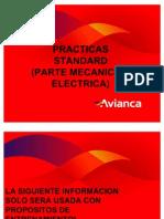 Curso p Standard Modulo Avianca