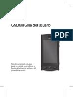 Manual Del Lg Gm360i