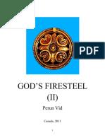 Petko Nikolic Vidusa - God's Firesteel (II)