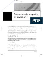 Evaluaciondeproyectosdeinversion