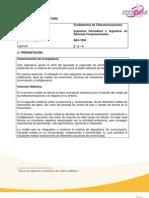 AEC-1034 - Fundamentos de Telecomunicaciones