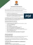 MUSS 2009-2010 - Recruitment Info Pack