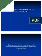 RES DE PROBLEMAS