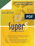 Catalogo Ferragens Vidro Super5