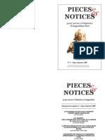 Pièces et notices pour servir à l'histoire d'Angoulins (revue numérique de l'association Expression-Hist), n°3