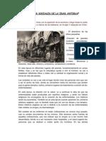 SOCIOLOGIA Proyecto