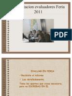 evaluadores 2010