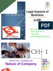 CH 1.lAB-Company Law.