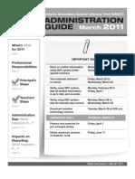 Osslt Admin Guide 2011