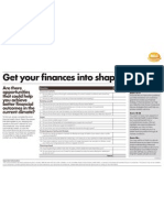 Get Your Finances Into Shape Copy