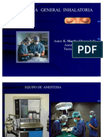 Anestesia General Inhalatoria-2011