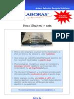 Head Shakes definition