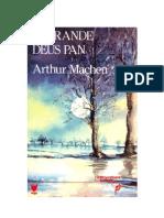 Arthur Machen - O grande deus Pã