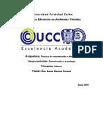 Guia de Estudio Procesos de Comunic a Distancia