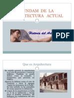 TEMA 1-2 Introducción a la Arquitectura