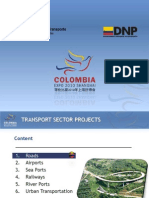 Transport Sector Projects 20100526