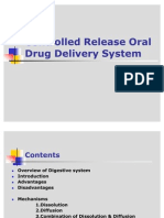 Controlled Release Oral Drug Delivery Systems 9