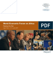 World Economic Forum on Africa 2007